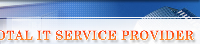 TOTAL IT SERVICE PROVIDER